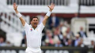 Pakistan vs West Indies, day-night Test: Yasir Shah's 'incredible' athleticism ends Darren Bravo's 'Marathon innings'