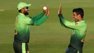 Sri Lanka slump to 173 against Pakistan in 4th ODI