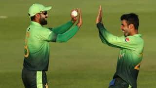 Sri Lanka slump to 173 against Pakistan in 4th ODI