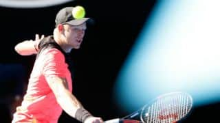 Australian Open semi-finalist Kyle Edmund was once a budding cricketer