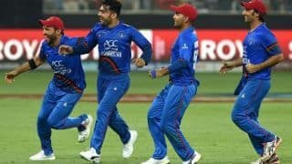 Cricket World Cup 2019: Despite 11th hour leadership change, teams will be wary of Afghanistan