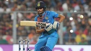Pandey Happy to Have Contributed to India's Win, Saini Revels in Bowling Quick