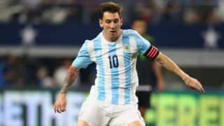 Diego Maradona: Lionel Messi should be left alone