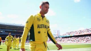 Michael Clarke's ODI retirement hardly affects teams focus ahead of World Cup 2015 final