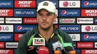 भारत में भारत के खिलाफ सीरीज जीतना बेहद खास : एरोन फिंच