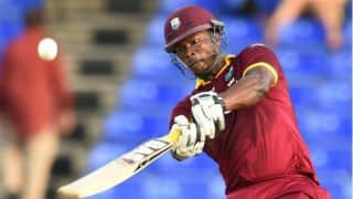 India Vs West Indies, 1st T20 International 2016: WI off to steady start