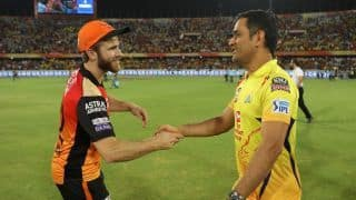 IPL 2019 CSK vs SRH: Likely XIs, head to head, predictions and match updates