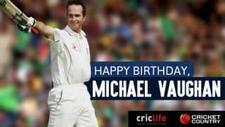 Michael Vaughan: 15 facts about England's Ashes-winning captain in 2005