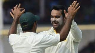 Bangladesh struggling to avoid follow-on in 2nd Test against Pakistan