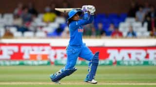 Mithali Raj surpasses Charlotte Edward's tally of most 50+ scores in Women's ODIs