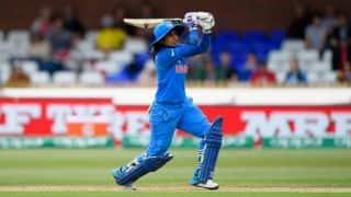 Mithali Raj surpasses Charlotte Edward's tally of most 50+ scores in Women's ODIs