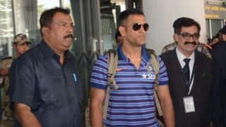 Dhoni's family expected to be present at Eden Gardens