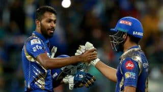 Photos: Mumbai Indians (MI) vs Gujarat Lions (GL), IPL 2017, Match 16 at Mumbai