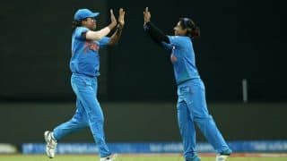 Jhulan Goswami: I felt bad to see Mithali sitting in the dugout