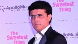 Ganguly not in favour of toss abolition in Tests