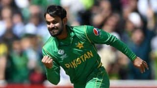 PCB CEO hits back at Mohammad Hafeez for questioning sharjeel khan's come back