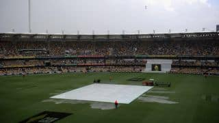 India-England 3rd ODI may get washed out
