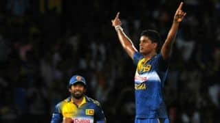 Binura Fernando ruled out of T20 series for Sri Lanka against India: Dinesh Chandimal