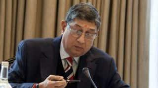 Supreme Court preventes N Srinivasan from participating in BCCI SGM