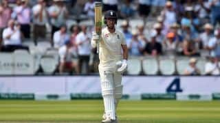 England vs Ireland Test: England collapse after nightwatchman Jack Leach's 92 at Lord's