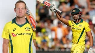 Cameron White unsure of Australia future; Michael Hussey backs Marcus Stoinis at No.3