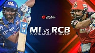 MI vs RCB Preview: Both teams look to get back to winning ways
