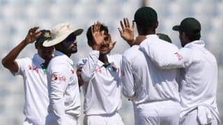 BAN vs ENG, 2nd Test: Mosaddek Hossain, Subashis Roy included for Dhaka Test
