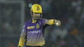 Gautam Gambhir keen on taking up mentor's role in TNPL