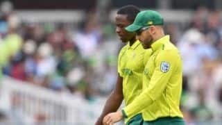 Former Captain Faf du Plessis, Kagiso Rabada Return To South Africa Squad For T20I Series Against Australia