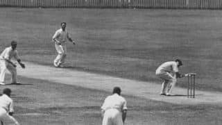 Bodyline series: The day Bill Woodfull was struck on his heart by Harold Larwood