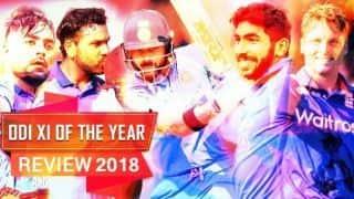 Year-ender 2018: India, England dominate ODI XI