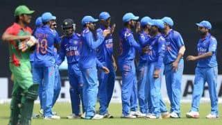 India vs Bangladesh 2014 1st ODI: Indian players' report card