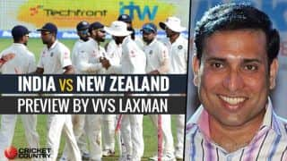VVS Laxman: India can make 500th Test memorable by going one-up against New Zealand