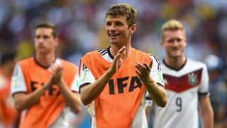 Germany thrash Brazil 7 - 1  in World Cup