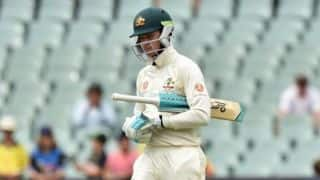 Peter Handscomb not fretting over Ashes spot