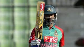 Tamim denies acid attack on wife as reason to end his Essex stint
