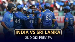 India vs Sri Lanka, 2nd ODI preview and likely XIs: India look to redeem themselves from Dharamsala scars