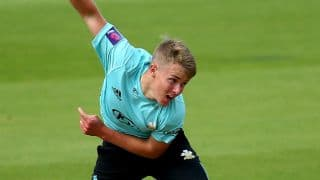 Sam Curran replaces Joe Root for T20I tri-series against Australia and New Zealand