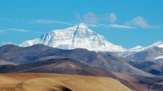 Indian couple conquer Everest