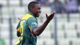 Bangladesh vs South Africa 2015, 2nd ODI at Dhaka: Kagiso Rabada removes Tamim Iqbal off 1st ball