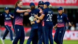 WWC 2017 Final: Anya Shrubsole's 6-for guides ENG to WC win and other highlights