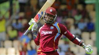 Marlon Samuels becomes 8th West Indies batsman to complete 1,000 ODI runs against India