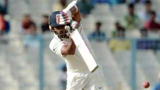 Prasad: Saha was out of the Indian team because of injury, not of form