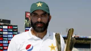 Misbah-ul-Haq: Disappointing Pakistan did not win vs West Indies in 3rd Test