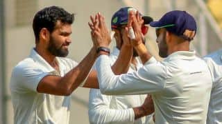 Ranji Trophy 2018-19 Final: Vidarbha claim second successive title beating Saurashtra by 78 runs