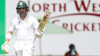 Bangladesh vs South Africa, 1st Test, Day 1: Dean Elgar's fifty takes hosts to 99/0 at lunch