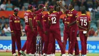 क्रिकेट वेस्टइंडीज ने पाकिस्तान के खिलाफ टी20 सीरीज का पहला मैच रद्द किया