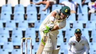 Controversy as South Africa close in on victory