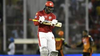IPL 2018: Chris Gayle slams 6th IPL 100; 21th in T20 cricket