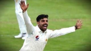 पाकिस्तानी स्पिनर शादाब ने तोड़ा इंग्लैंड क्रिकेट का 91 साल का पुराना रिकॉर्ड